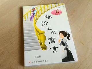 Chinese Books (Award winning - 阶梯上的寓言)