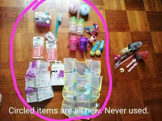 Babies Feeding items