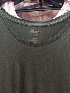 Jennifer Lopez t shirt xxl