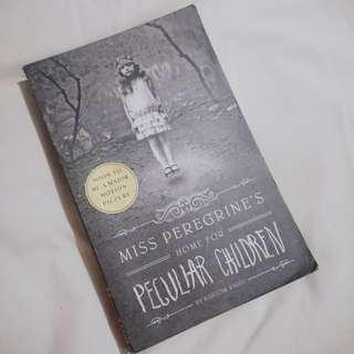 Miss Peregrine's Hone For Peculiar Children