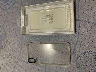 Azulo Clear Case for Iphone XS Max for Sale
