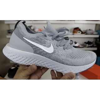 Nike Epic React Flyknit Wolf Grey