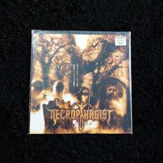 "Necrophagist 'Epitaph' Vinyl Record 12"""