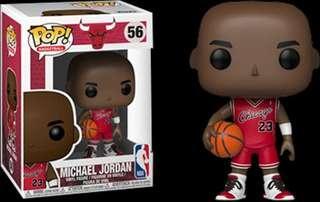 Funko Pop Michael Jordan - Rookie Jersey