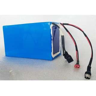 60V 17.5ah lithium battery li-ion battery pack for electric bike ebike, electric scooter escooter….