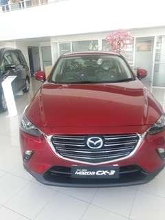 Mazda CX-3 Model Terbaru Harga Dan Diskon Terbaik