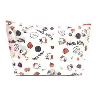 Hello Kitty Waterproof Toiletries / Makeup / Travel Bag Or Pouch