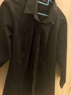 Blouse Marks & Spencer Black