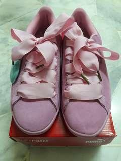 New Puma Vikky Ribbon Sneakers
