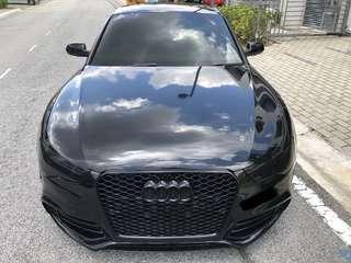 Audi s5 4.2 Quattro loud Exhuast