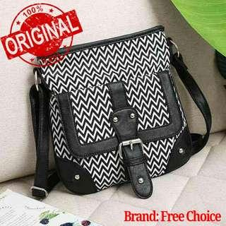 Sale!! Free Choice / Tas Import Wanita / Slingbag Fashion Original Branded