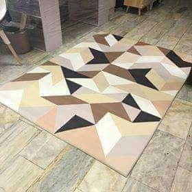 Geometric area rug for Home rug