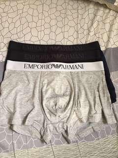 🚚 全新 Armani 內褲