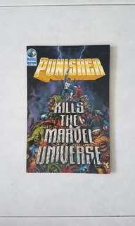 Marvel Comics Punisher Kills the Marvel Universe Near Mint Condition First Print 1995 Rare