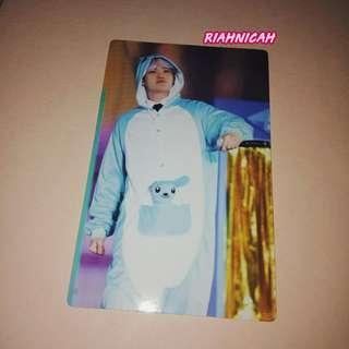 BTS 4th Muster DVD Korea PC Photocard Yoongi/Suga