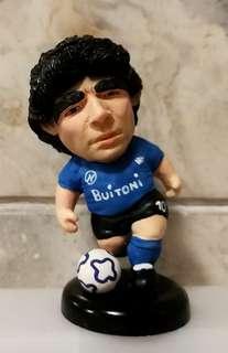 Ceramic Caricature of Maradona