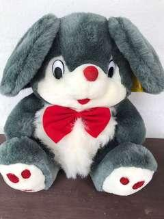Grey mouse 🐭 stuffed toy