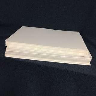 🚚 象牙紙200磅約150張