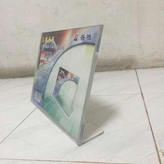 Easel (Acrylic) - Table - Large