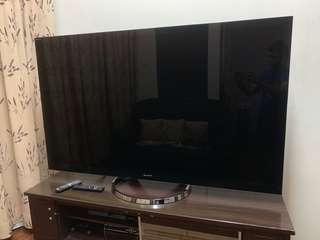 "Sony 65"" FULL HD 3D LED TV"