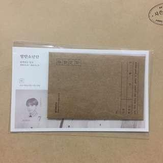 [WTS/SET] BTS 2018 Season Greetings ID photos and stamp