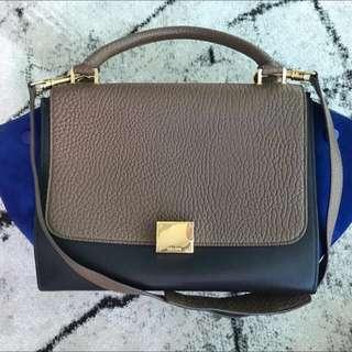 Authentic Celine Trapeze