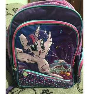 My Little Pony Back Pack Bag