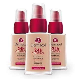 Q10長效持久粉底液 24h control make-up with co-enzyme Q10