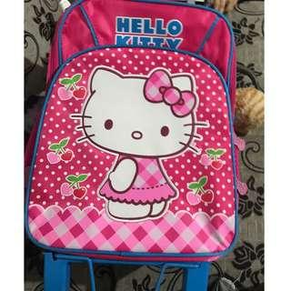 Hello Kitty Back Pack Bag