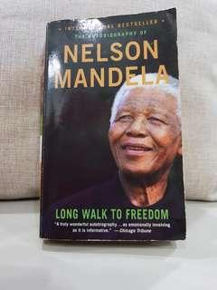 Autobiography of Nelson Mandela