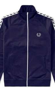 Fred Perry 2019 日本製 外套Track jacket