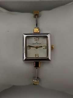 🚚 Authentic Anne Klein watch for ladies with stainless steel bracelet.