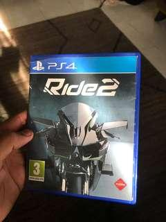 Ps4 Game (Ride 2)