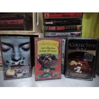Combo Collective soul cassette