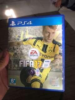 PS4 Games (Fifa 17)