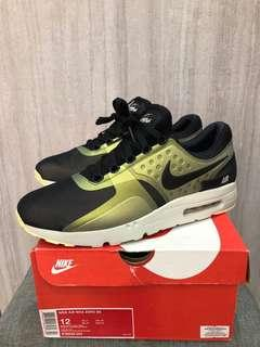 Brand new US12 Nike Air max zero se