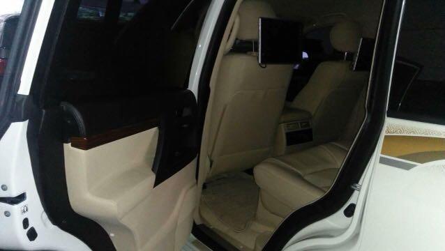 2018 Toyota Land Cruiser Armored / Bulletproof Level 6