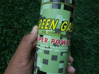 Warwolf Green gas airsoft