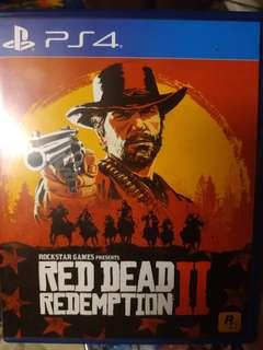 Red Dead Redemption 2 R3 Used