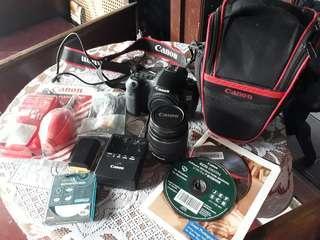 Canon 60D, dijual cepat