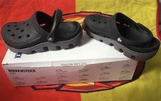 Crocs (Authentic) Black/Grey