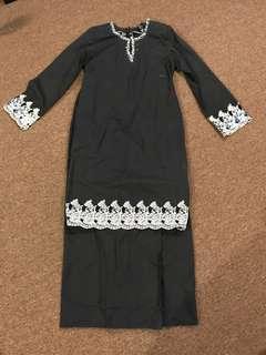 #reduceprice Baju Kurung Moden