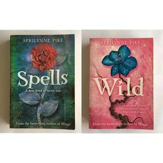 Spell / Wild by Aprilynne Pike