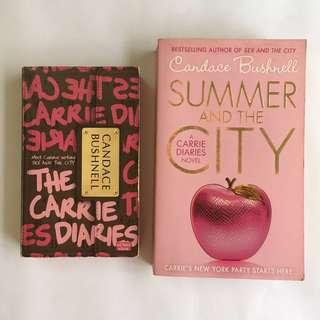 The Carrie Diaries Series by Candace Bushnell