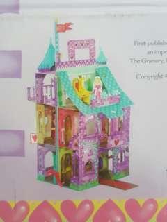 PL Princess Palace ( like a pop up book )