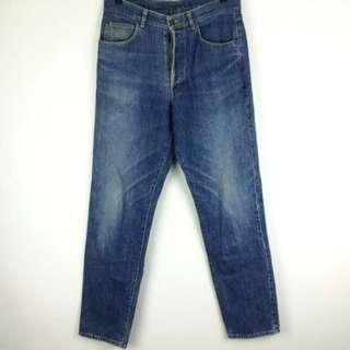 Jeans Vintage Kenzo size 30 BF/HW 5 Kancing