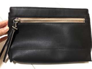 Mango lady clutch bag