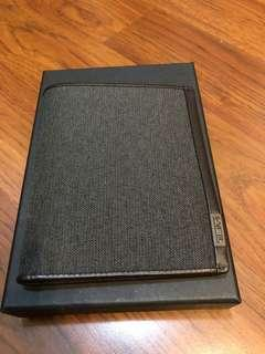 Tumi Passport Case Wallet, SN 19271AT