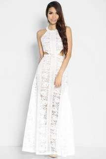 Raffaella Nude Dress