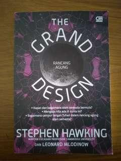 The Grand Design (Stephen Hawking & Leonard Mlodinow)